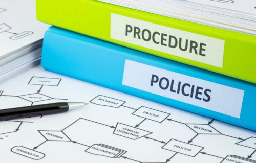 NIS Directive Policy Procedure