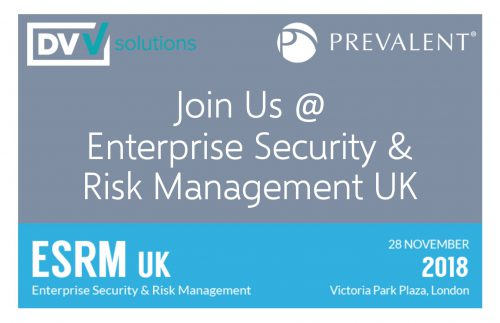 ESRM UK Enterprise Risk and Security Management Third Party Risk DVV Solutions
