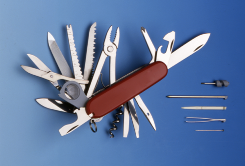 Shared Assessments SCA Swiss Army Knife