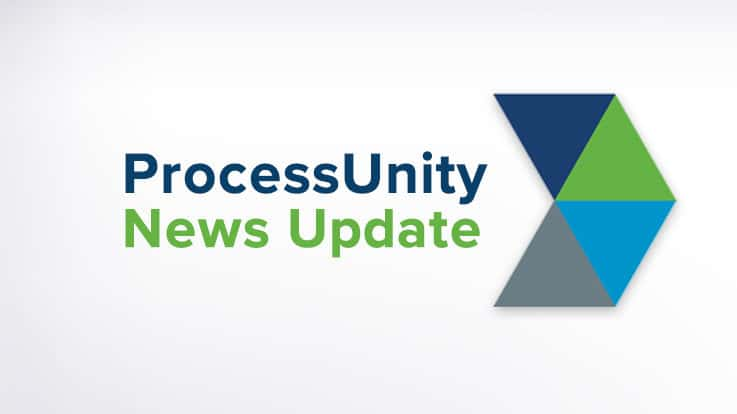 Banner for ProcessUnity news update